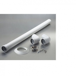 Glow-worm A2044100 Plume Management Kit White To Suit Xi Range