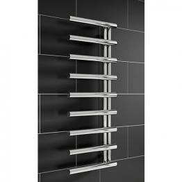 Iflo Socorro Designer Towel Radiator Chrome 1245 X 500mm