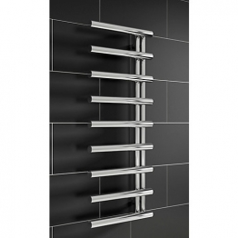Iflo Socorro Designer Towel Radiator Chrome 795 X 500mm