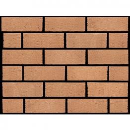 Ibstock Facing Brick Aldridge Anglian Buff Multi Rustic 73mm - Pack Of 292