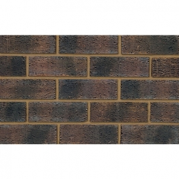 Ibstock Facing Brick Burntwood Antique 73mm - Pack Of 292