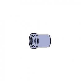 Osma Pvc-c 32mm Solvent Weld Waste Expansion Socket 4m124 White