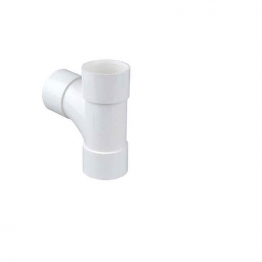 Osma Pvc-c 40mm Solvent Weld Waste Tee 87.5