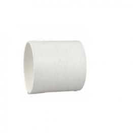 Osma Pvc-c 40mm Solvent Weld Waste Double Socket 5m104 White