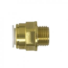 Jg Speedfit Brass Male Coupler 22mm 3/4inch Bsp