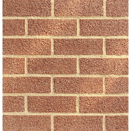 Wienerberger Facing Brick Cheadle Sandblasted Buff 73mm - Pack Of 368