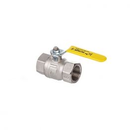 Altecnic Ai-033103 Intaball Female X Female Ball Valve Yellow Lever (gas) 3/8in