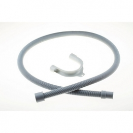 Imex Grey Non-kink Outlet Hose 1.5m 2wmza