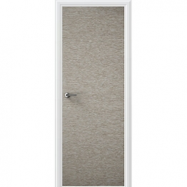 Flush Portfolio Light Grey Horizontal Internal Door 1981mm X 686mm X 35mm