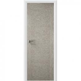 Flush Portfolio Light Grey 2 Stile Internal Door 1981mm X 686mm X 35mm