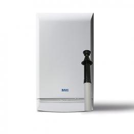 Baxi Duotec 28kw Combi Boiler & Vertical Flue Pack Erp