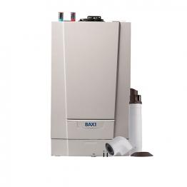 Baxi Ecoblue Advance 13kw Heat Only Boiler & Standard Telescopic Flue Pack Erp