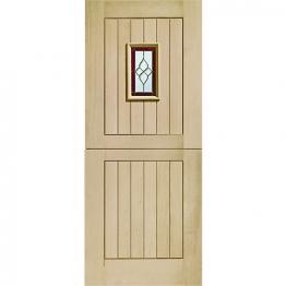 Chancery Oak Stable Glazed External 1981mm X 762mm X 44mm