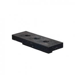 Upm Profi T-clips Sky Black 3 Hole Box 100