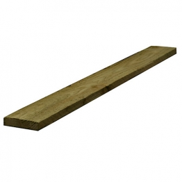 Sawn Timber Softwood Carcassing Treated 22mm X 100mm X 4.8m
