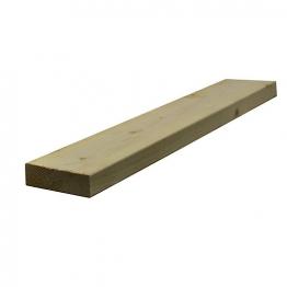 Sawn Timber Regularised C16/c24 47mm X 150mm X 4.8m