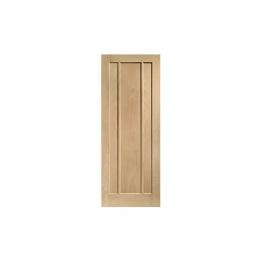 Internal Ripon Oak Fire Door 30 Min Door 1981mm X 686mm X 44mm