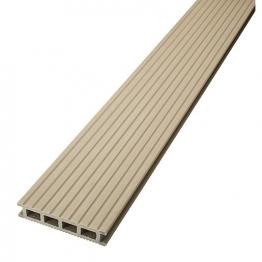 Upm Profi Composite Deck Board Sunny Beige 28 Mm X 150 Mm X 4000 Mm