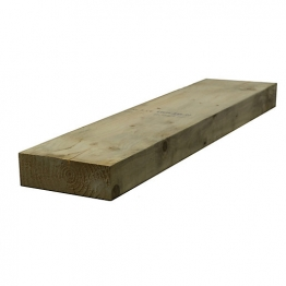 Sawn Timber Regularised Treated C16/c24 75mm X 200mm X 6.0m