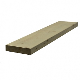 Sawn Timber Regularised C16/c24 47mm X 200mm X 6.0m