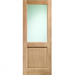 External Redwood 2xg Unglazed Door 1981mm X 762mm X 44mm