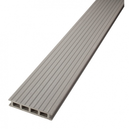 Upm Profi Composite Deck Board Silver Green 28 Mm X 150 Mm X 4000 Mm