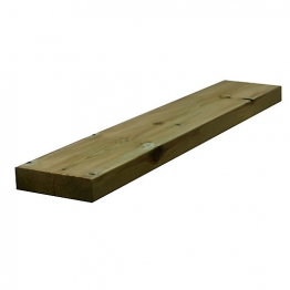 Sawn Timber Regularised Treated C16 47mm X 175mm X 4.2m