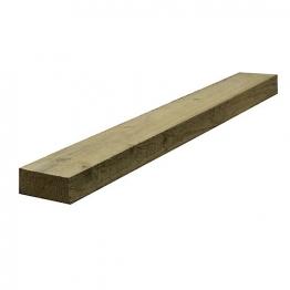 Sawn Timber Regularised C16 47mm X 100mm X 4.8m