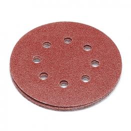 Punk 125mm Abrasive Sanding Discs 60 Grit Pack Of 5