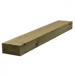 Sawn Timber Regularised C16/c24 75mm X 200mm X 4.2m
