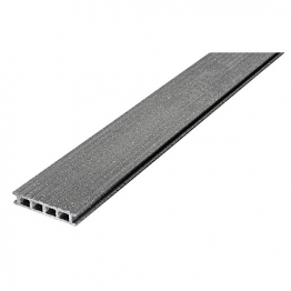 Upm Profi Composite Deck Board Stone Grey 28 Mm X 150 Mm X 4000 Mm