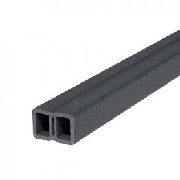 Upm Profi Support Rail Stone Grey 40 Mm X 60 Mm X 4000 Mm