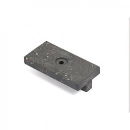 Upm Profi T-clips Stone Grey 1 Hole Box 100