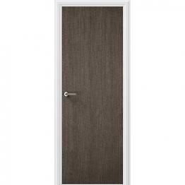 Flush Portfolio Charcoal Grey Vertical Internal Door 1981mm X 838mm X 35mm