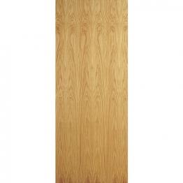 Flush Oak Veneer Hollow Core Internal Door 1981mm X 762mm X 35mm