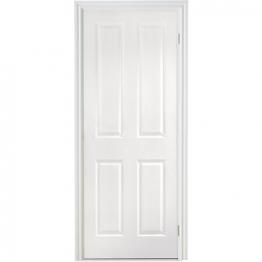 Internal Moulded 4panel Grain Hollow Core Door 2040mm X 926mm X 40mm
