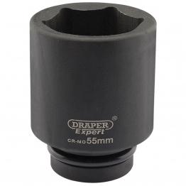 "Expert 55mm 1"" Square Drive Hi-torq"