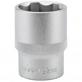 "Expert 22mm 1/2"" Square Drive Hi-torq"