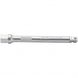 """Expert 100mm 1/4"""" Square Drive Satin Chrome Plated Extension Bar"""