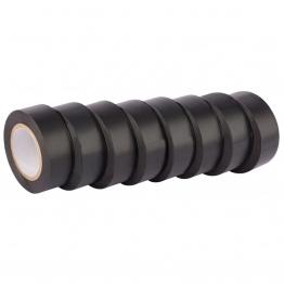 Expert 8 X 10m X 19mm Black Insulation Tape To Bsen60454/type2