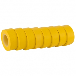 Expert 8 X 10m X 19mm Yellow Insulation Tape To Bsen60454/type2