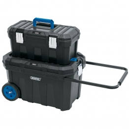 Mobile Contractors Chest And Tool Box