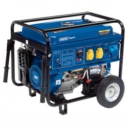 Petrol Generator With Wheels (6.5kva/6.0kw)