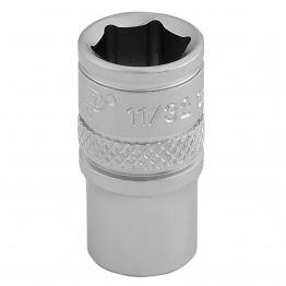 "1/4"" Square Drive Imperial Socket (11/32"")"
