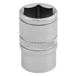"3/8"" Square Drive 6 Point Metric Socket (13mm)"