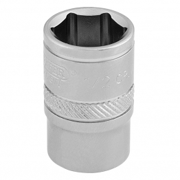 """3/8"""" Square Drive 6 Point Imperial Socket (1/2"""")"""