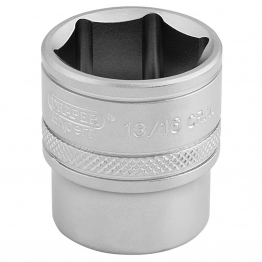 "3/8"" Square Drive 6 Point Imperial Socket (13/16"")"
