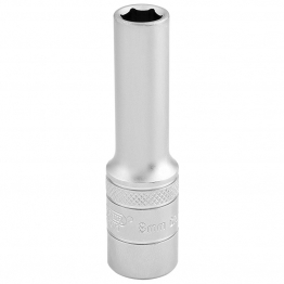 "3/8"" Square Drive 6 Point Metric Deep Socket (8mm)"