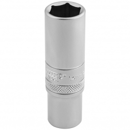 "3/8"" Square Drive 6 Point Metric Deep Socket (14mm)"