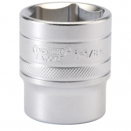 """1/2"""" Square Drive 6 Point Imperial Socket (1.1/8"""")"""